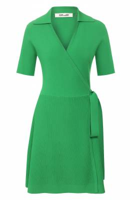Платье из вискозы Diane Von Furstenberg 13225DVF