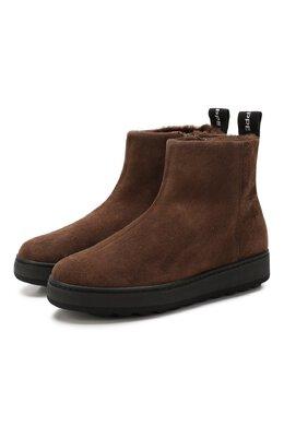 Замшевые ботинки Annecy Philippe Model AYHD AD05