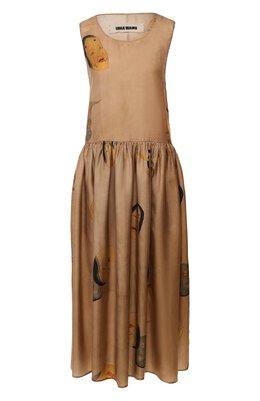 Платье-миди Uma Wang P0 M UP5004