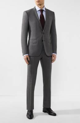 Шерстяной костюм Boss by Hugo Boss 50421813