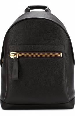 Кожаный рюкзак с внешним карманом Tom Ford H0250T-CG8