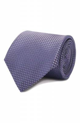 Шелковый галстук Canali 18/HJ02621