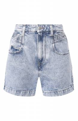 Джинсовые шорты Isabel Marant Etoile SH0287-20P017E/HIANA