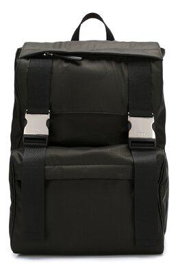 Текстильный рюкзак с двумя застежками Tod's XDMTECG0300JZZ