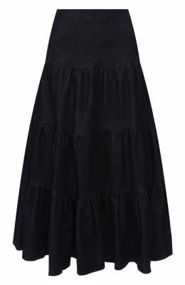 Джинсовая юбка Chloe CHC19ADJ63155