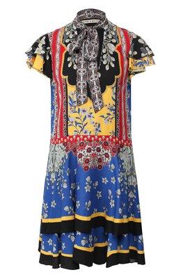 Платье из вискозы Alice + Olivia CC906P65505