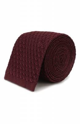 Шелковый галстук Ermenegildo Zegna Z7F01/15D