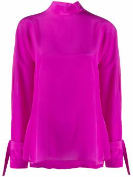 Jejia блузка на пуговицах с высоким воротником 2839J1E004205028