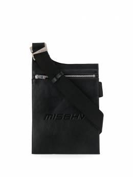 Misbhv сумка на плечо с тисненым логотипом 020MA14