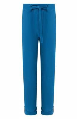 Замшевые брюки Tom Ford PAL689-LEX226