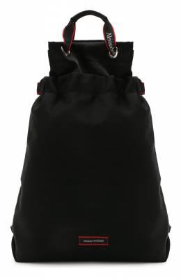Текстильный рюкзак Alexander McQueen 610673/HUP6N