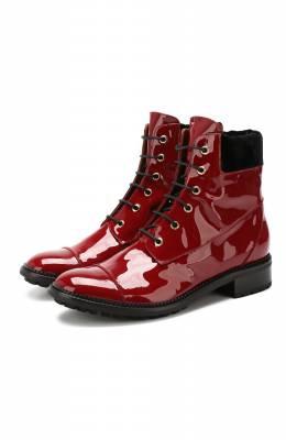 Кожаные ботинки L'Autre Chose LDK062.30RC0041