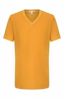 Хлопковая футболка James Perse MLJ3352