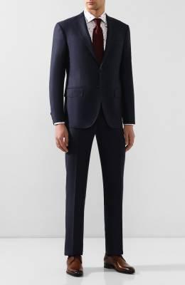 Шерстяной костюм Corneliani 847268-9817619/92K1