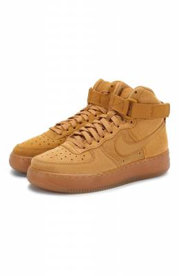 Замшевые кеды Nike Air Force 1 High LV8 3 Nike CK0262-700