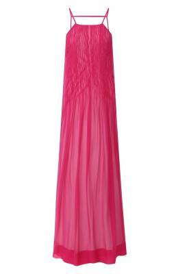 Шелковое платье Erika Cavallini PE/P/P0SR01