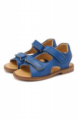 Кожаные сандалии Gallucci T00434AM/SA P C 2794 KIP