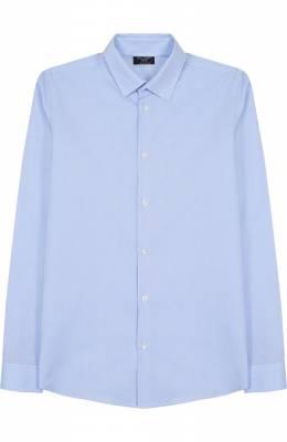 Хлопковая рубашка с воротником кент Dal Lago N402/7317/XS-L
