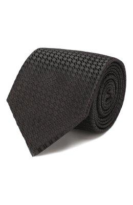 Шелковый галстук Eton A000 31910
