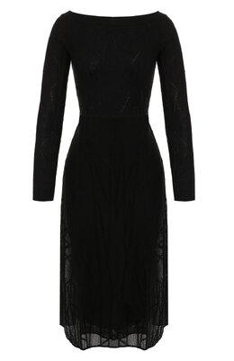 Платье из смеси вискозы и хлопка M Missoni 2DG00151/2K0010