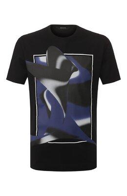 Хлопковая футболка Z Zegna VU372/ZZ630L