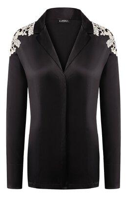 Шелковая рубашка La Perla 0021036