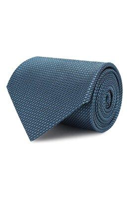 Шелковый галстук Brioni 062H00/08439