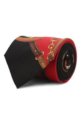 Шелковый галстук Ralph Lauren 791773340