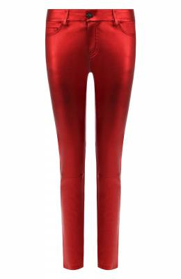 Кожаные брюки Zadig & Voltaire WHCS1403F
