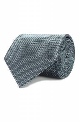 Шелковый галстук Brioni 062I00/P8459