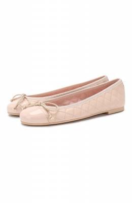 Кожаные балетки Pretty Ballerinas 46.962/SHADE/C0T0N