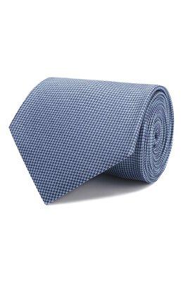 Шелковый галстук Brioni 062I00/P8438