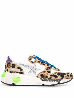 Golden Goose кроссовки Running Sole G36WS963M6
