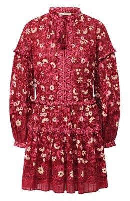 Хлопковое платье Ulla Johnson PS200135