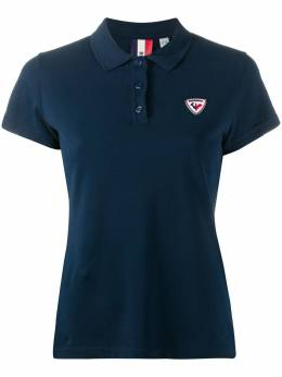 Rossignol рубашка-поло из ткани пике RLIWY13