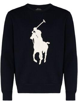 Polo Ralph Lauren джемпер с контрастным логотипом 710766862004