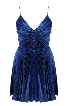 Шелковое платье Saint Laurent 573381/Y298V