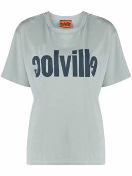 Colville футболка свободного кроя с логотипом CVS20034