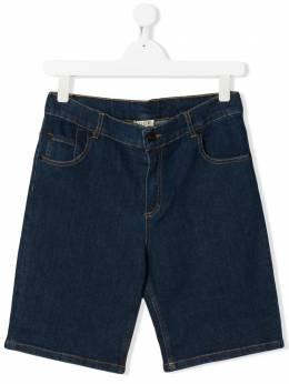 Kenzo Kids джинсовые шорты KQ25608