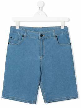 Kenzo Kids джинсовые шорты KQ25618