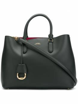 Lauren Ralph Lauren сумка-шоппер 431697680001