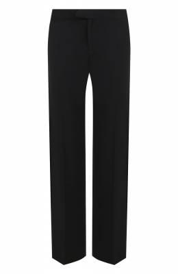 Однотонные укороченные брюки со стрелками Chloe CHC18APA95237