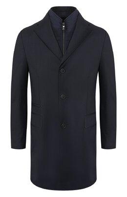 Шерстяное пальто Corneliani 841584-9813028/00