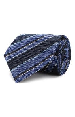 Шелковый галстук Brioni 062I00/P8412