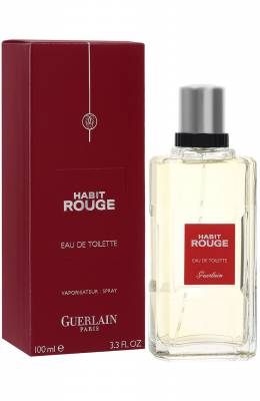 Туалетная вода Habit Rouge Guerlain 23553