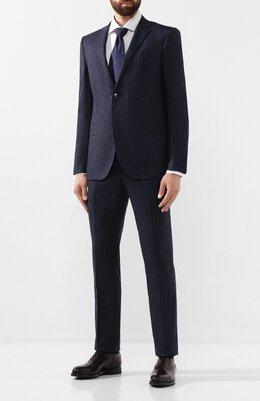 Шерстяной костюм Corneliani 847230-9817293/92 Q1