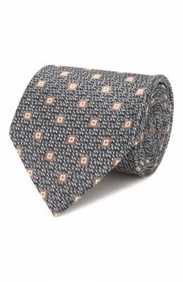 Шелковый галстук Ermenegildo Zegna Z7D86/1UM