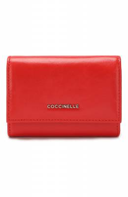 Кожаное портмоне Coccinelle E2 FW7 11 10 01