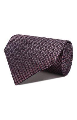 Шелковый галстук Ermenegildo Zegna Z6E10/1XW