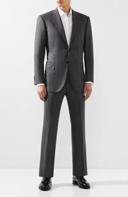 Шерстяной костюм Corneliani 847268-9817226/92 Q1